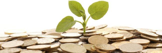 växande pengar